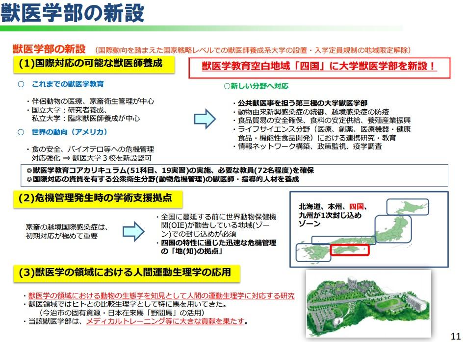 20160330 広島県・今治市 国家戦略特別区域会議 第1回 資料4 広島県・今治市提出資料p11