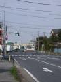 新井宿・122号線ジャンクション方面を見る A