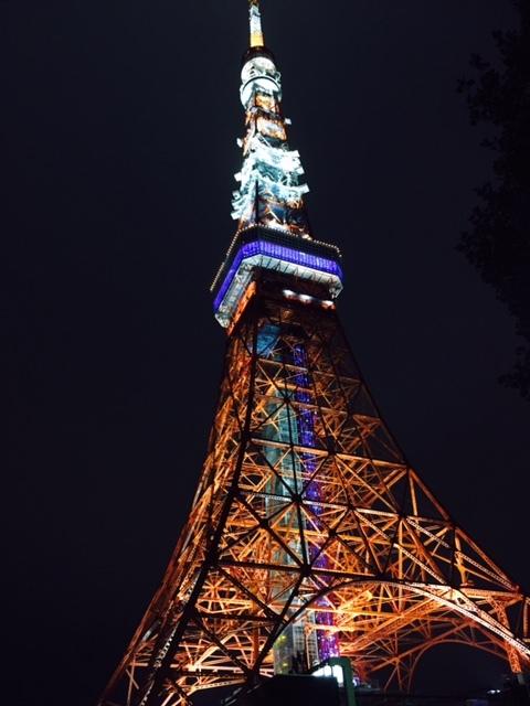 東京タワーライトアップ_1