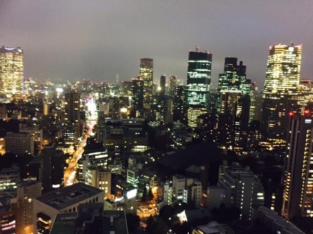 夜景_東京タワーより_1