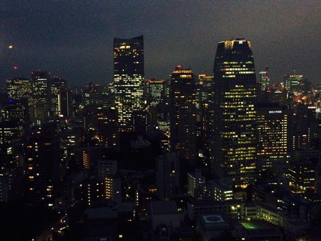 夜景_東京タワーより_2