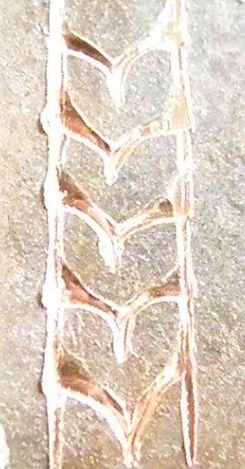 月桂樹 彫金アクセサリー教室