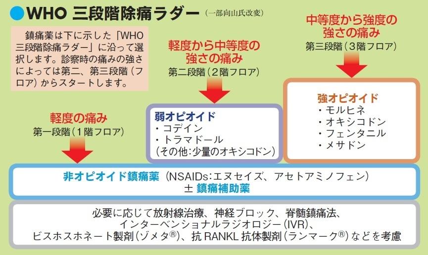 WHO三段階除痛ラダー