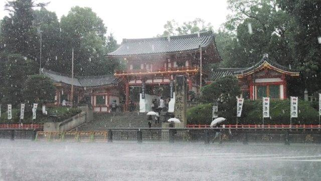 八坂神社・西楼門