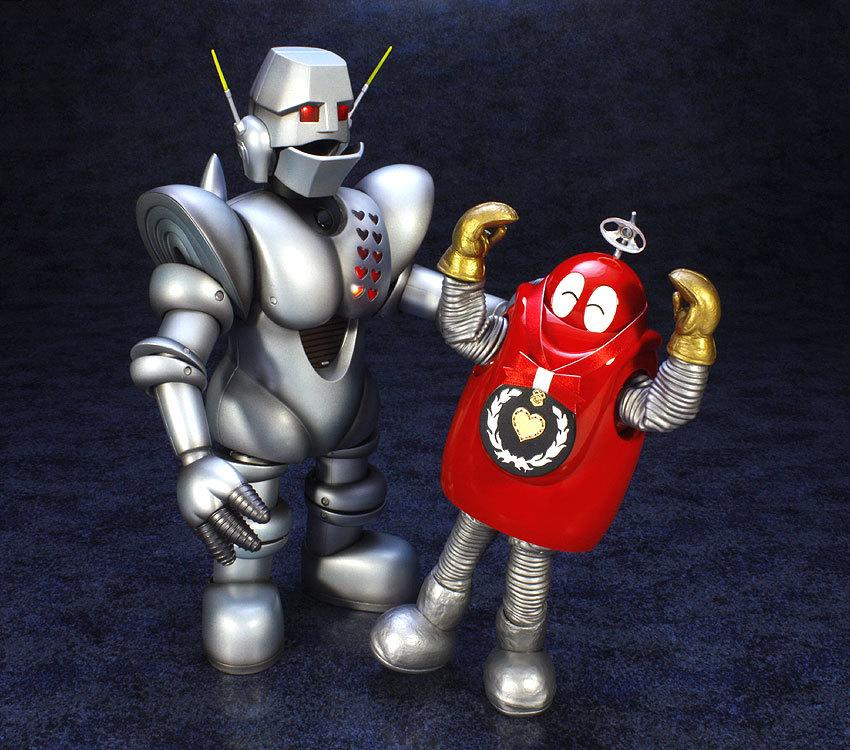 ガンツ先生とロボコン