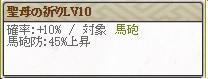 聖母Lv10