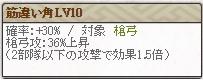 特 丹羽長重Lv10