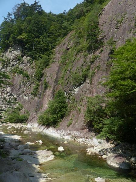 面河渓 4