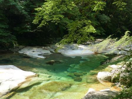 面河渓 5