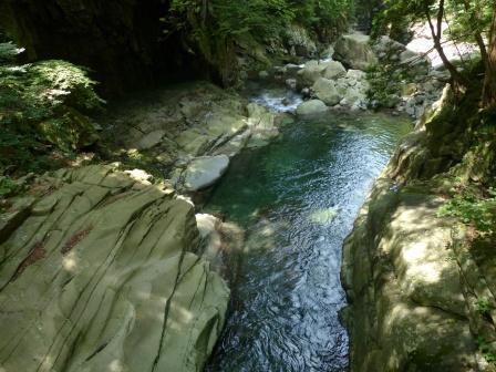面河渓 6