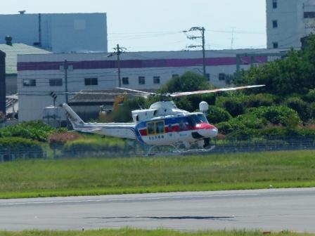 災害対策用ヘリコプター 1