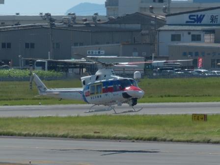 災害対策用ヘリコプター 2