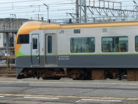 JR松山駅 8600系特急電車