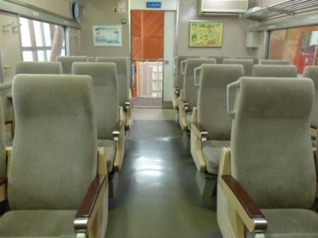 四国鉄道文化館 0系新幹線 5