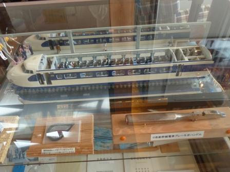 四国鉄道文化館 いろいろな鉄道の模型 3