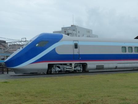 四国鉄道文化館 フリーゲージトレイン 2