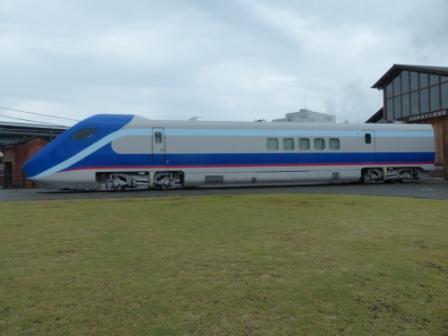 四国鉄道文化館 フリーゲージトレイン 1