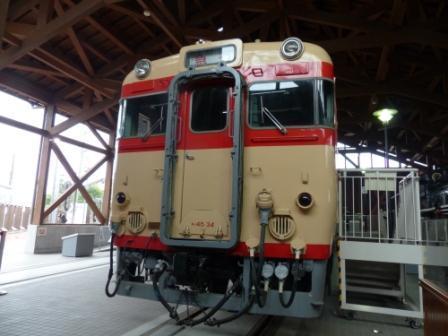 四国鉄道文化館 キハ65 34 1