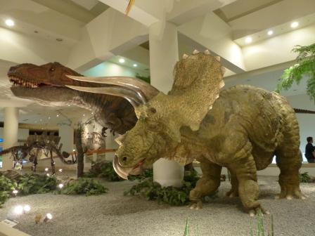 愛媛県総合科学博物館 恐竜 1