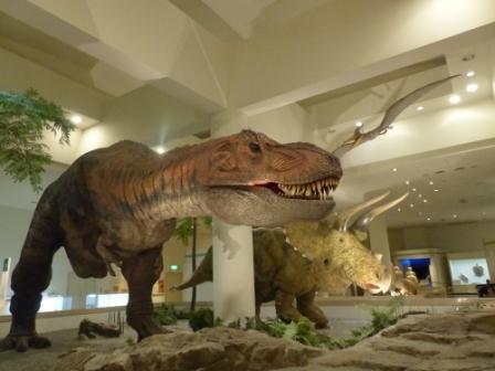 愛媛県総合科学博物館 恐竜 4