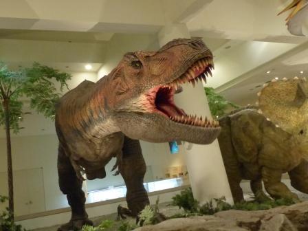 愛媛県総合科学博物館 恐竜 3