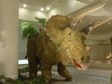愛媛県総合科学博物館 恐竜 5