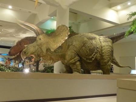 愛媛県総合科学博物館 恐竜 7