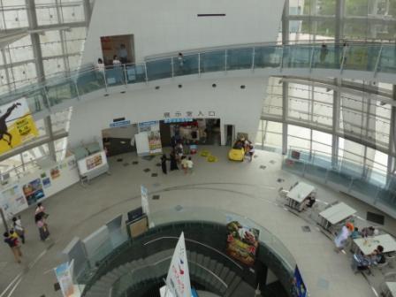 愛媛県総合科学博物館 2
