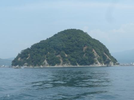 周遊船から見た鹿島 5