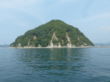 周遊船から見た 鹿島 6