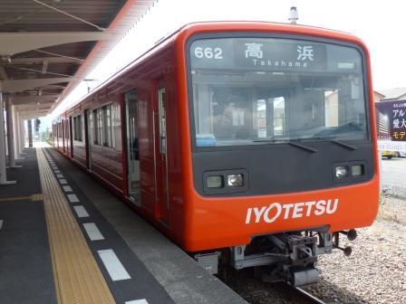 伊予鉄道 郊外電車 610系 2