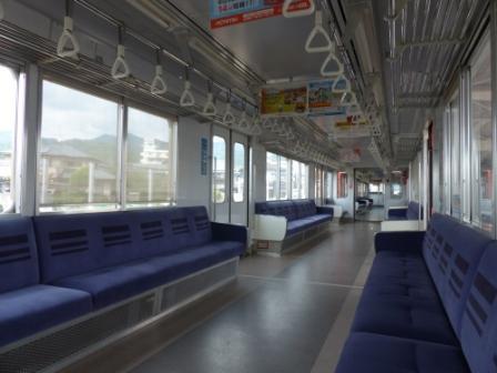 伊予鉄道 郊外電車 610系 3