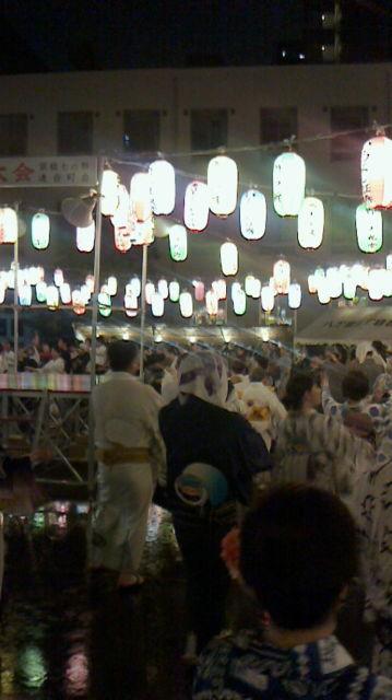 京華スクエア - 盆踊りブログ