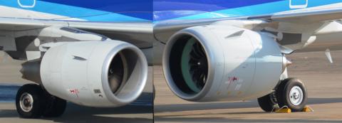 pw-cfmエンジン比較