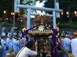 二宮神社 生姜まつり