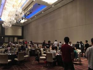 JCCE 会社創立40周年祝賀会 (祝賀会&観光編)