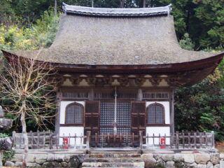 普済寺仏殿