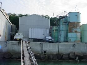 瀬戸内海の直島で海苔の養殖、船上での作業員募集
