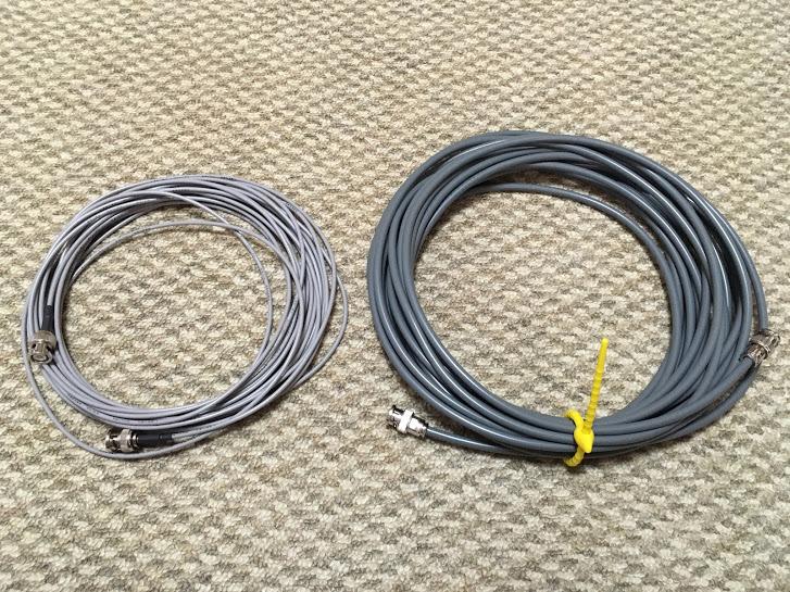 同軸ケーブル/同軸ケーブル