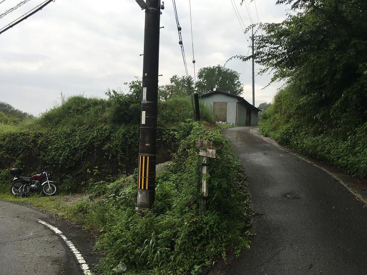 2017地蔵山/駐車
