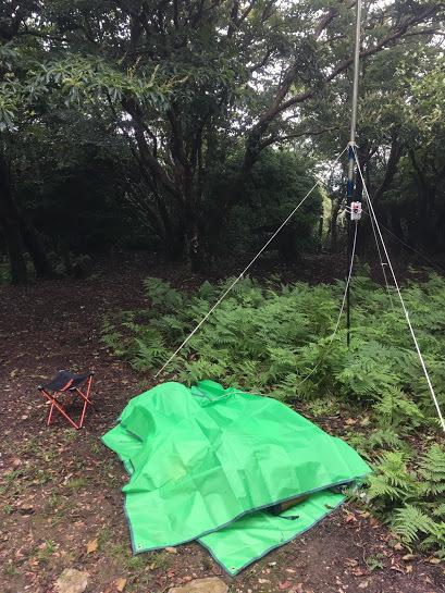 2017地蔵山/雨