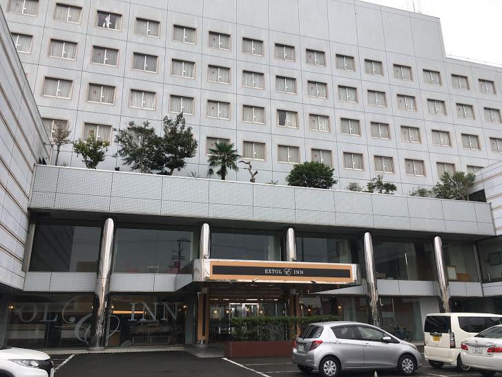 2017天狗岳/ホテル