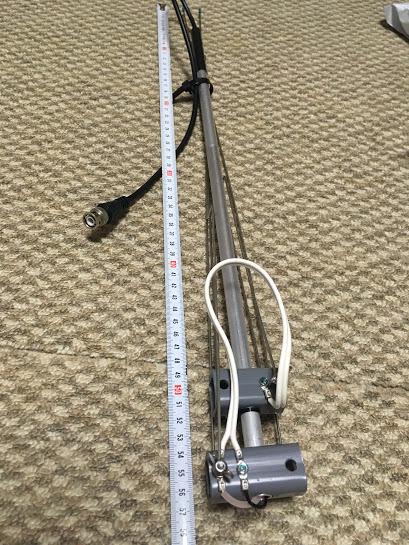 JA1CP's HB9CV/57cm