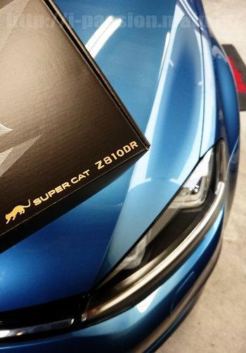 ゴルフ TSI ブルーモーションテクノロジー 《尾張地区のカーセキュリティ・プロショップ・プレミアムレーダー探知機・ドライブレコーダー・HID/LEDヘッドライト他》