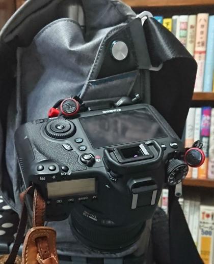 Peak Design キャプチャーカメラクリップ 07