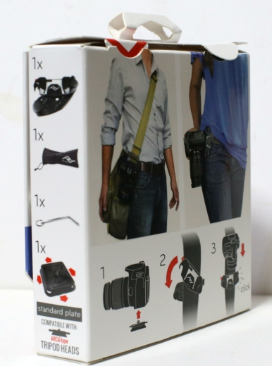 Peak Design キャプチャーカメラクリップ 03