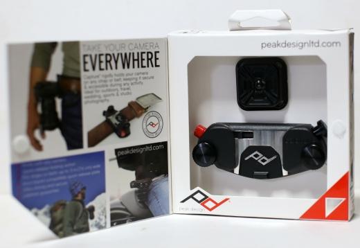 Peak Design キャプチャーカメラクリップ 04