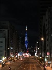 青炎ライトアップ