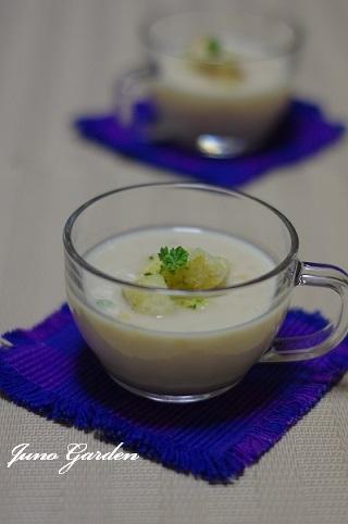 豆乳コーンスープ170718