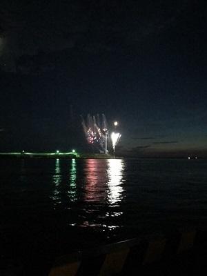 セリオンの花火